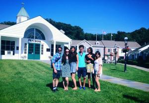 Stony Brook Village - Fellow Exchange Students
