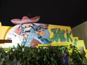 Cactus Jack's Hostel