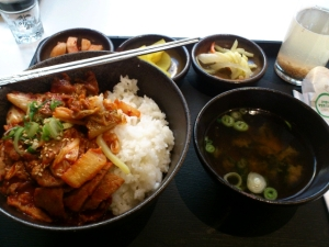 Korean Food in HD