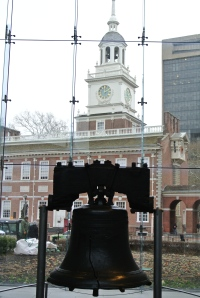 Liberty Bell and Independence Hall, Philadelphia