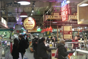 DiNic's, Reading Terminal Market, Philadelphia