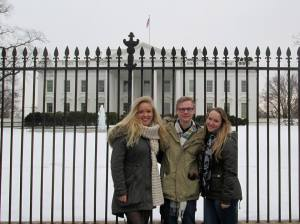 The White House!