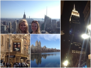 New York - Central Park, Top of the Rock and The Empire State Building