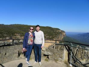 our trip to the Blue Mountains