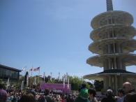 The Japanese Cherry Blossom Festival was on while we were in San Fran - Japantown is definitely somewhere you should visit!