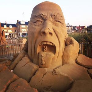 sand face 2