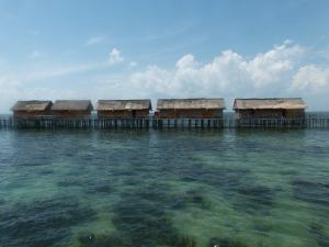Our accommodation, Bintan Style
