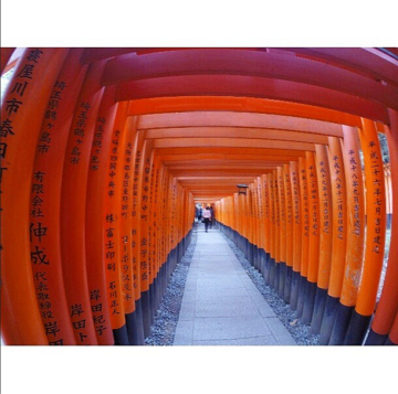 Fushimi Inari Shrine, Kyoto, Japan