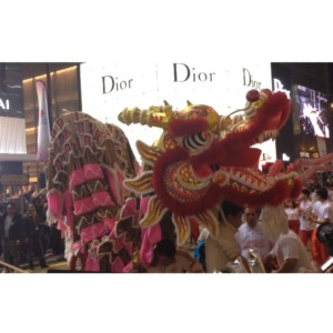 New Year Parade