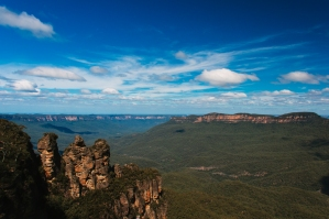 The Blue Mountains - Australia's own (and much greener) Grand Canyon