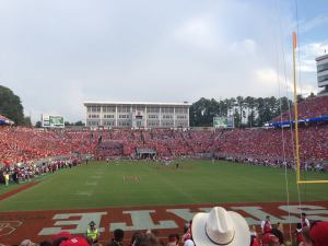 NC State Football Stadium