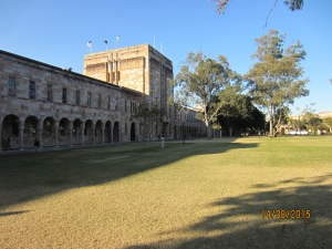 The Great Court at UQ