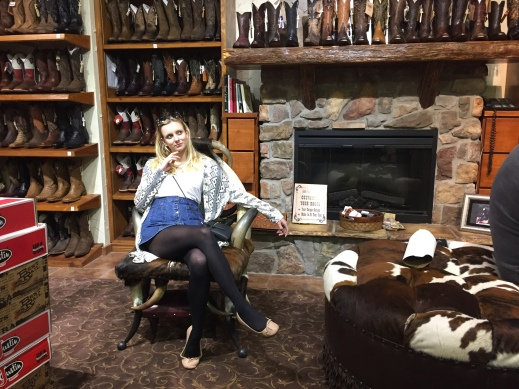 Contemplating the merits of blowing $400 on a pair of boots
