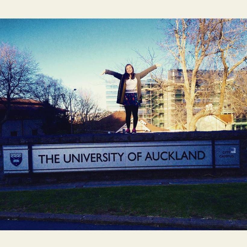 UoA study abroad