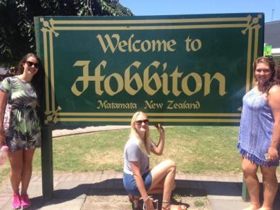 Welome to Hobbiton