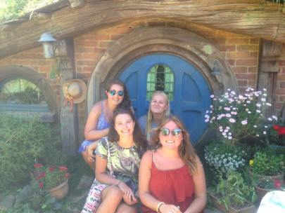 Think we are a little too big for this Hobbit house