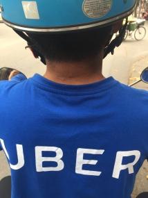 Uber moto